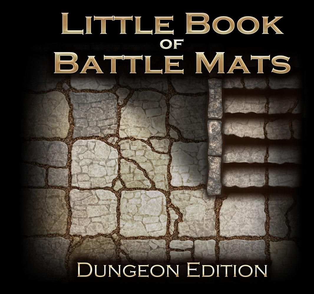 Little Book of Battle Mats (T.O.S.) -  Loke Battlemats