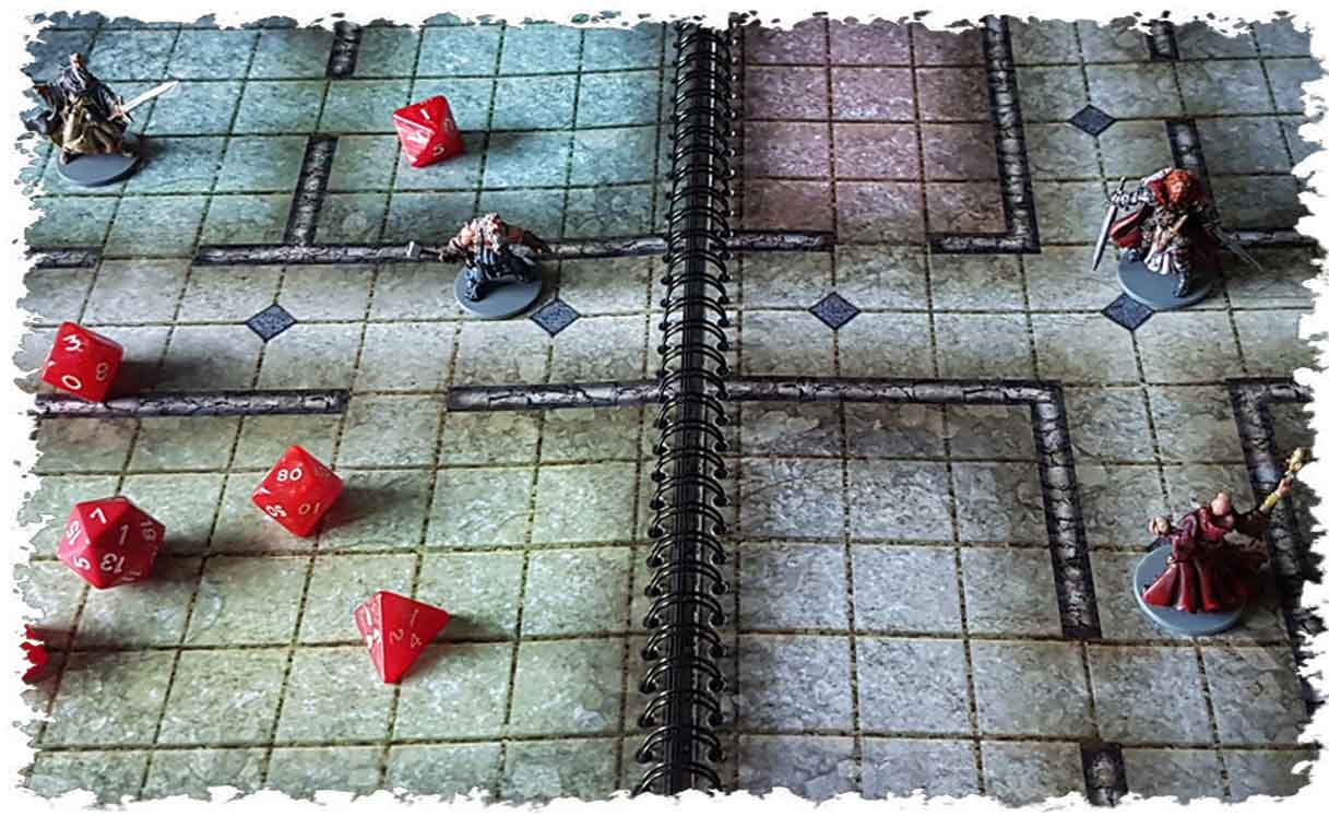 Award Winning Big Book of Battle Mats